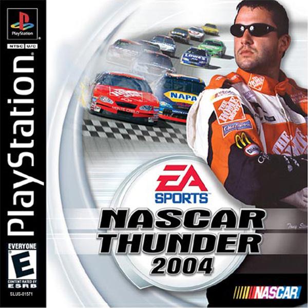 NASCAR Thunder 2004 [NTSC-U] Front Cover